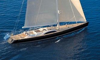 Aristarchos yacht charter Nautor's Swan Sail Yacht