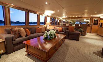 Cosmos II yacht charter Lloyds Ships Motor Yacht