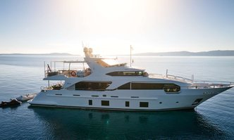 Ocean Drive yacht charter Benetti Motor Yacht