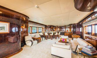 Ashena yacht charter Wadia Motor Yacht