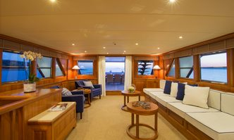 Parvati yacht charter CRN Motor Yacht