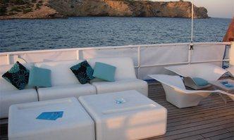 Sandvig yacht charter Danish Royal Dockyard Motor Yacht