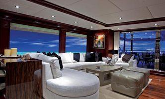 Mirabella yacht charter Trinity Yachts Motor Yacht