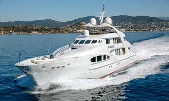 Luisa yacht charter Heesen Motor Yacht