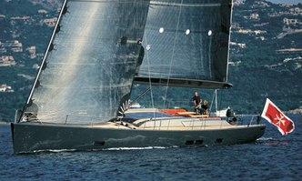 Aori yacht charter Wally Sail Yacht