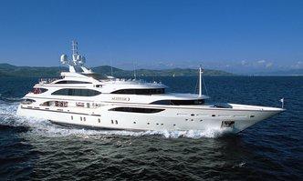 Lady Michelle yacht charter Benetti Motor Yacht