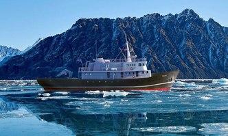 Balto yacht charter Rauma Shipyard Motor Yacht
