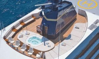 Force Blue yacht charter Royal Denship Motor Yacht