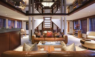 Lazy Z yacht charter Oceanco Motor Yacht