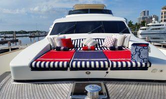 Catari yacht charter Canados Motor Yacht