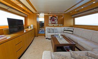 Fos yacht charter Sanlorenzo Motor Yacht