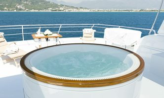 Clarity yacht charter Nedship Motor Yacht