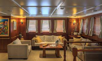 Donna Del Mare yacht charter Aegean Yacht Motor Yacht