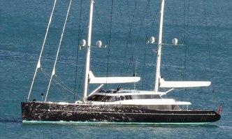 AQuiJo yacht charter Oceanco Sail Yacht