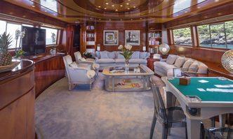 Marvi De yacht charter Admiral Yachts Motor Yacht