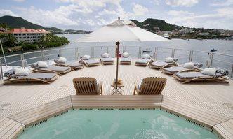 Freedom yacht charter Benetti Motor Yacht