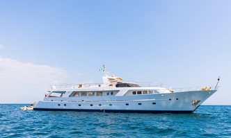 India yacht charter Benetti Motor Yacht