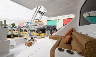 Bangarang yacht charter Spencer Yachts Motor Yacht