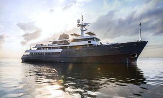 Aqua Blu yacht charter Brooke Marine Motor Yacht