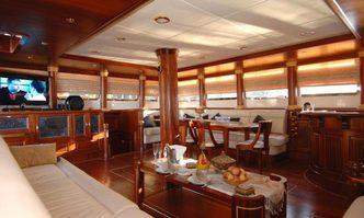 Goleta I yacht charter Custom Motor/Sailer Yacht