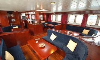 Mary Anne II yacht charter Radunia Shipyard Sail Yacht