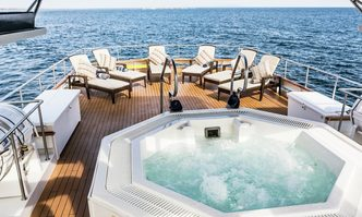 Stella Maris yacht charter Picchiotti Motor Yacht