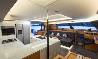 Bamarandi yacht charter Fountaine Pajot Sail Yacht