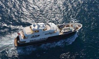 Safira yacht charter Newcastle Motor Yacht