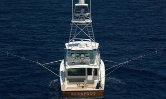 Barefoot yacht charter Viking Yachts Motor Yacht