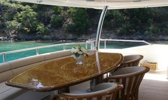 Catalana yacht charter Sunseeker Motor Yacht