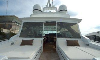Mr. M yacht charter Overmarine Motor Yacht