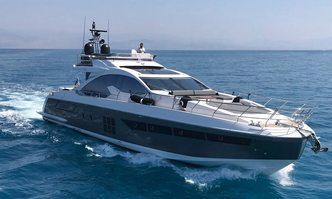 Makani yacht charter Azimut Motor Yacht