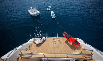 Soho yacht charter Falcon Motor Yacht
