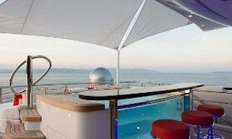 Arience yacht charter Abeking & Rasmussen Motor Yacht