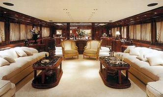 Jaan yacht charter Intermarine Motor Yacht