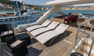 The Best Way yacht charter Sunseeker Motor Yacht