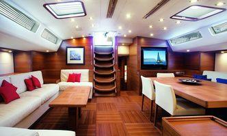 Mrs Seven yacht charter Southern Wind Sail Yacht