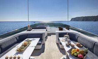 Andilis yacht charter CNL - Cantieri Navali Lavagna Motor Yacht