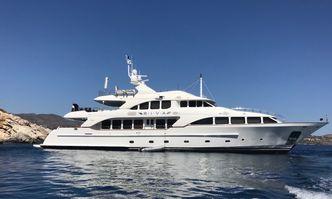 Riva I yacht charter Benetti Motor Yacht