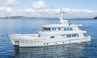 Relentless  yacht charter Kingship Motor Yacht