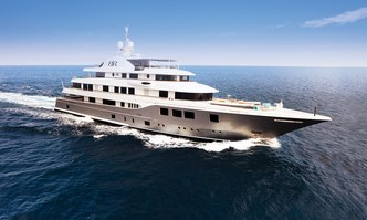 Baton Rouge yacht charter Icon Yachts Motor Yacht