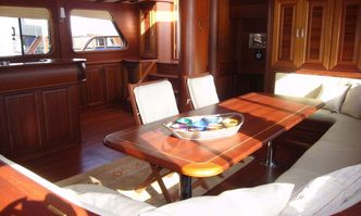 Sema Tuana yacht charter Custom Motor/Sailer Yacht