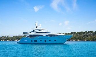 Anka yacht charter Princess Motor Yacht