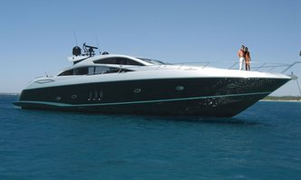 Hooligan of Cowes yacht charter Sunseeker Motor Yacht