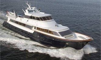Nymphaea yacht charter Broward Motor Yacht