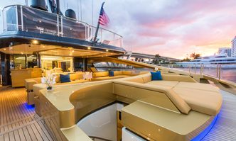 Khalilah yacht charter Palmer Johnson Motor Yacht