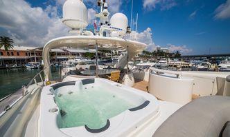 Happy Hour yacht charter ISA Motor Yacht