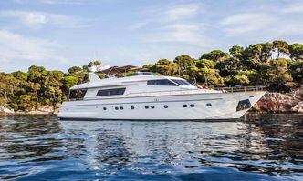 Solal yacht charter Sanlorenzo Motor Yacht