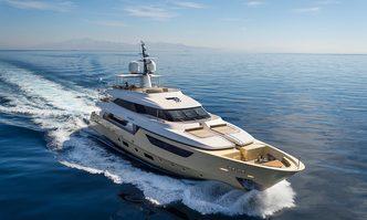 Souraya yacht charter Sanlorenzo Motor Yacht