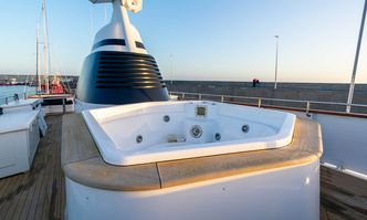 Chantal yacht charter Global Engineering Motor Yacht